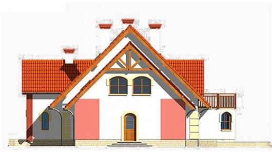Projekt domu LK&342