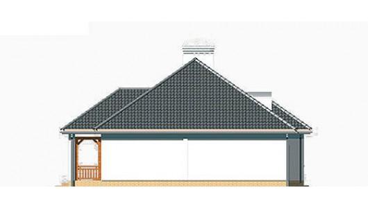 Projekt domu LK&221