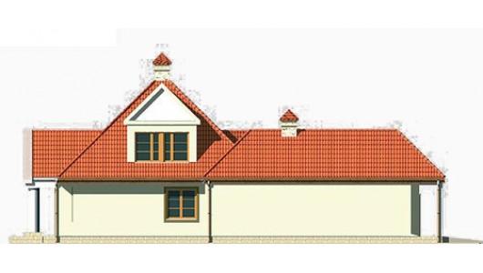 Projekt domu LK&87