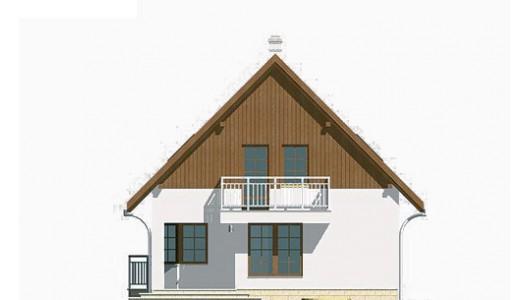 Projekt domu LK&102