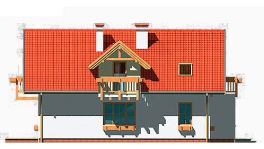 Projekt domu LK&260