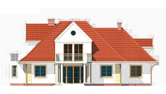 Projekt domu LK&248