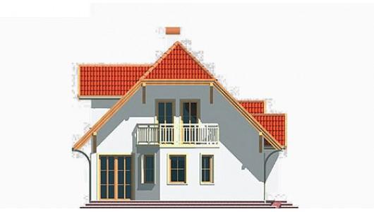 Projekt domu LK&262