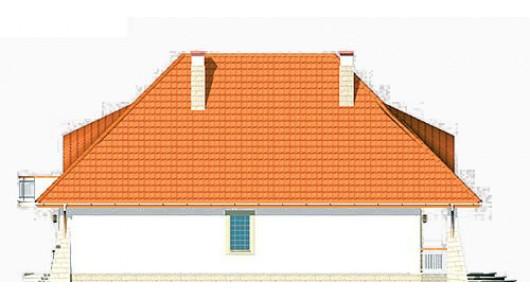 Projekt domu LK&312