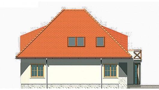 Projekt domu LK&366
