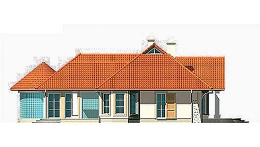 Projekt domu LK&367