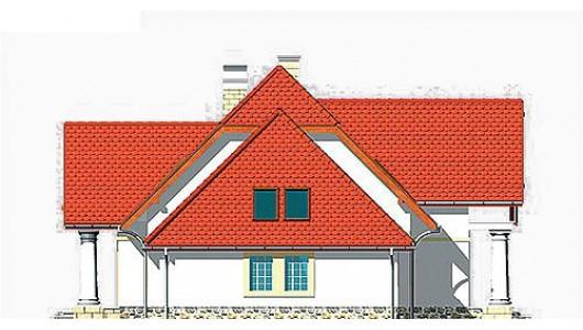 Projekt domu LK&369