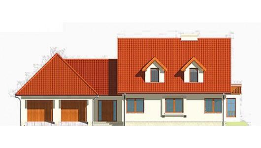 Projekt domu LK&212