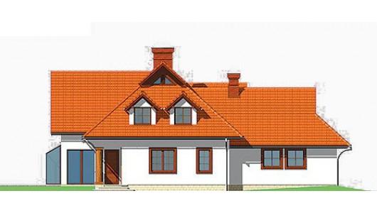 Projekt domu LK&389