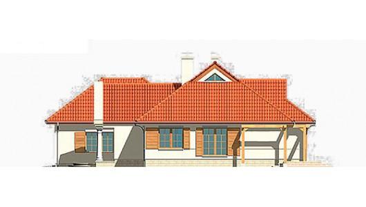 Projekt domu LK&390