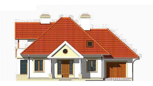 Projekt domu LK&402