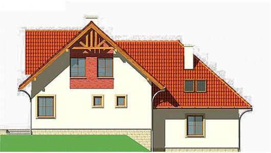 Projekt domu LK&403