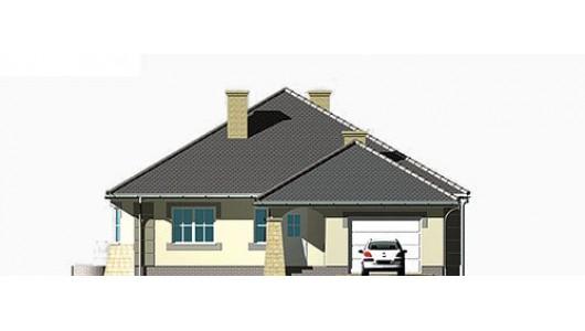 Projekt domu LK&317