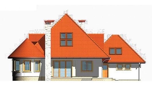 Projekt domu LK&337