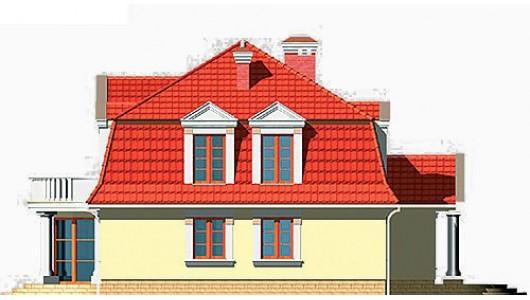 Projekt domu LK&225