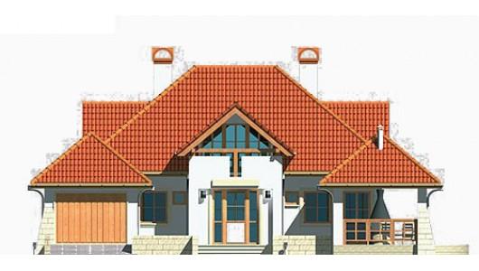 Projekt domu LK&285