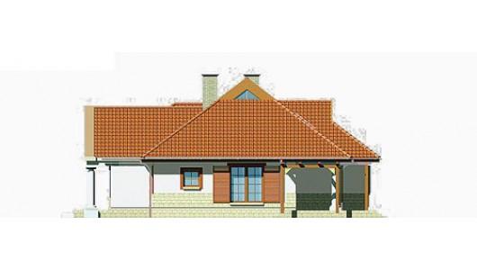 Projekt domu LK&230