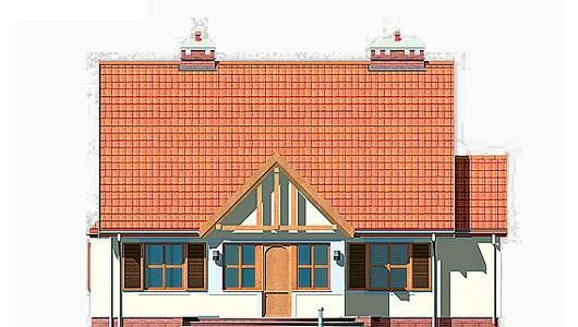 Projekt domu LK&78
