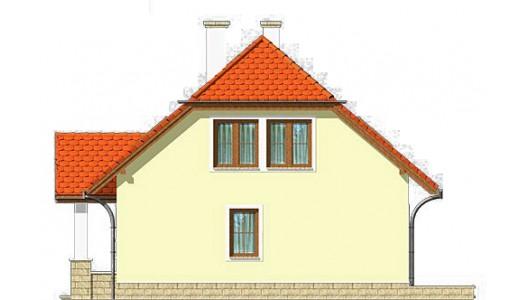 Projekt domu LK&136