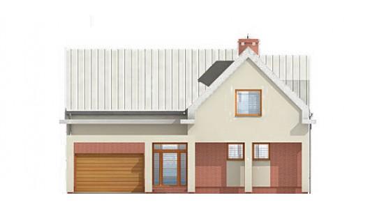 Projekt domu LK&141