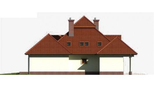 Projekt domu LK&177