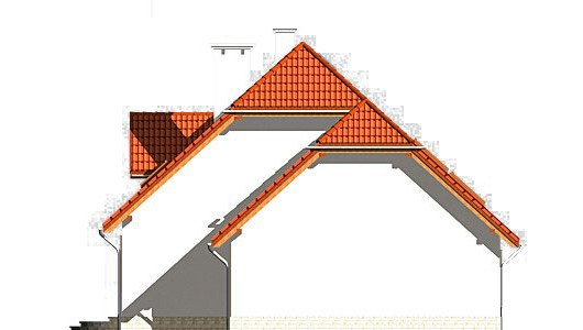 Projekt domu LK&51