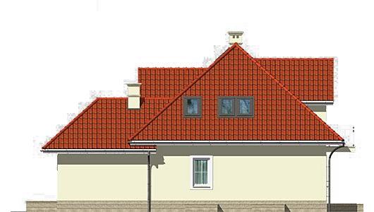 Projekt domu LK&67