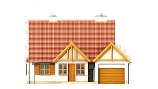 Projekt domu LK&83