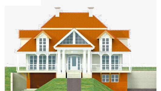 Projekt domu LK&99