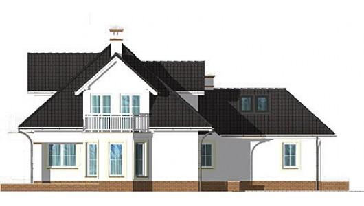 Projekt domu LK&58