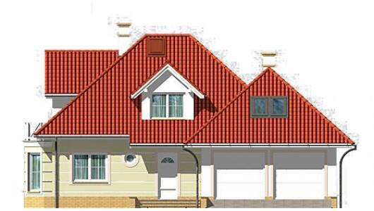 Projekt domu LK&59