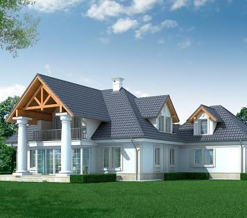 Projekt domu LK&882