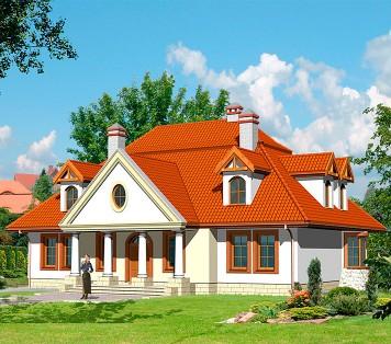 Projekt domu LK&409
