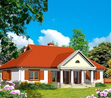 Projekt domu LK&333