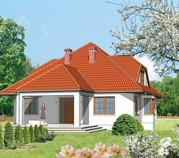 Projekt domu LK&307