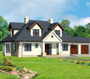 Projekt domu LK&50