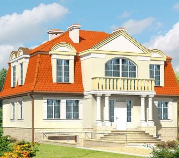 Projekt domu LK&49