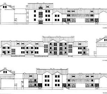 Projekt domu B43