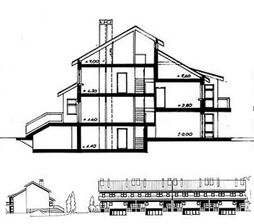 Projekt domu B41