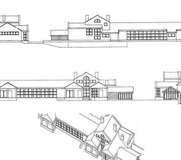 Projekt domu B31