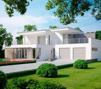 Projekt domu LK&981