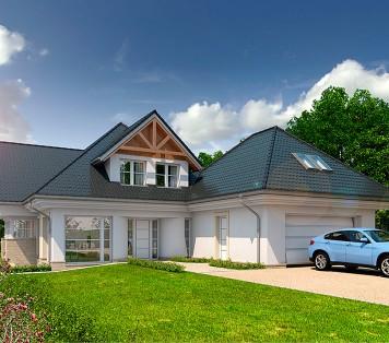 Projekt domu LK&937