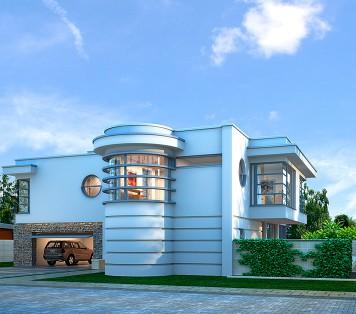Projekt domu LK&698
