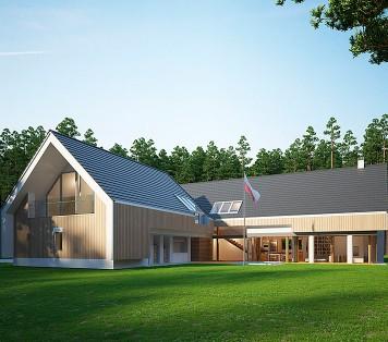 Projekt domu LK&1162