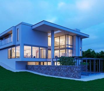 Projekt domu LK&1175