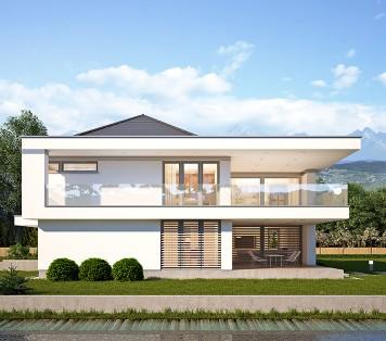Projekt domu LK&1168