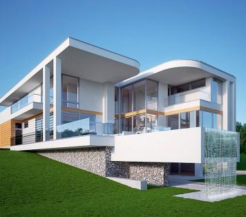 Projekt domu LK&1143