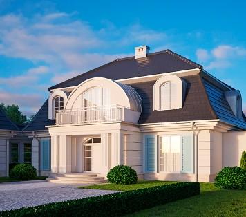 Projekt domu LK&1171