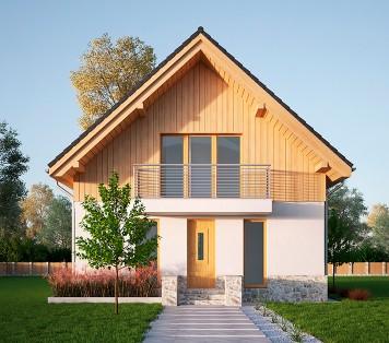 Projekt domu LK&1182