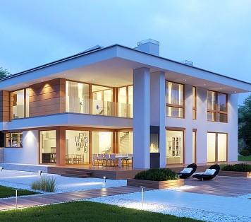 Projekt domu LK&1207